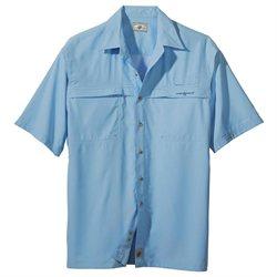 Men's Peninsula Short-Sleeve Performance Fishing Shirt
