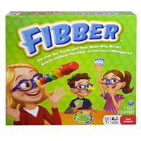 Fibber Board Game By Spin Master