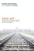 Caps Off . . .