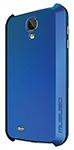Dri Cat Galaxy S4 Chamfer Case - Blue Chamfer Case For Galaxy S Iv