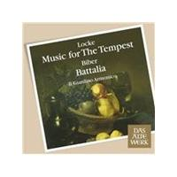 Biber: Battalia; Locke: The Tempest (Music CD)