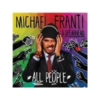 Michael Franti - All People (Music CD)