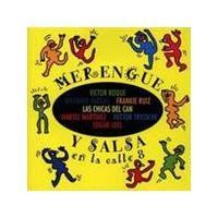 Various Artists - Merengue Y Salsa En La Calle (Music CD)