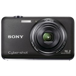 Sony Cyber-shot DSC-WX9 16.2 Megapixel Compact Camera-5x Optical Zoom-3.0 LCD-3D Sweep Panorama-Full HD 1080/60i Video-Black