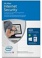 McAfee Security MIS16ZDL9RAA Internet Security 2016 Software provides essential security features for every device you own with the convenience of a single subscription, so you can shop, surf, bank, and socialize online with confidence.