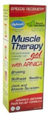 Muscle Therapy Gel with Arnica Hylands 3 oz Gel