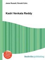 Kadri Venkata Reddy