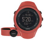 """Suunto Ambit3 Sport New - Coral With Heart Rate Monitor Brand New Includes 2 Year Manufacturer Warranty, The Suunto Ambit 3 Sport GPS watch is an invaluable training tool with advanced run, cycle and swim functions"