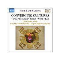 Converging Cultures (Music CD)