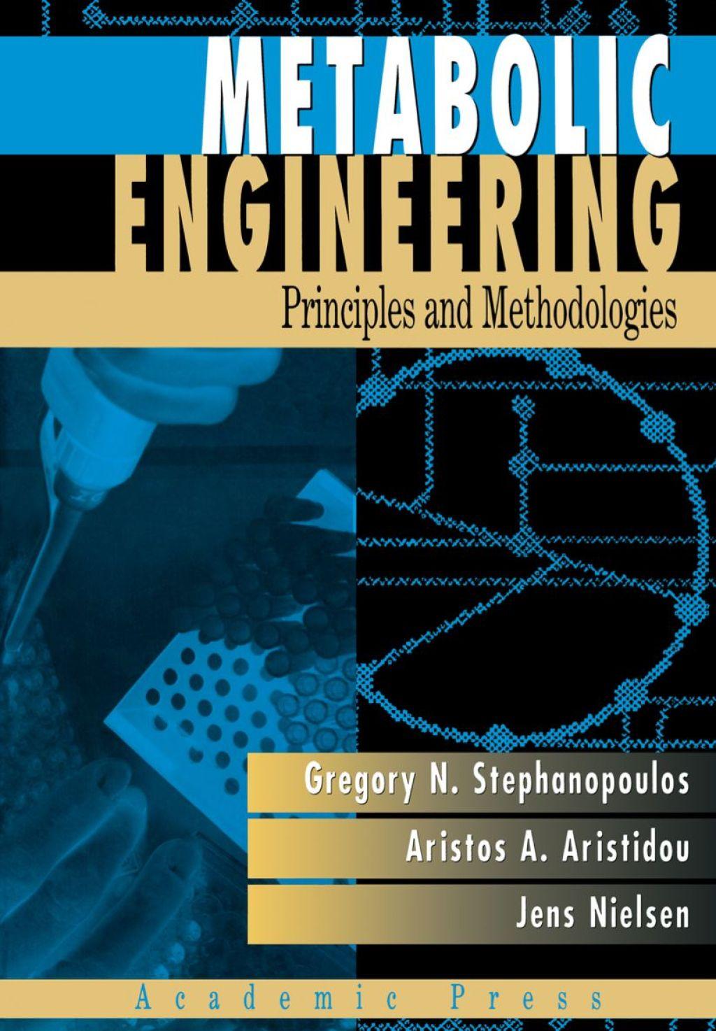 Metabolic Engineering: Principles And Methodologies (ebook)