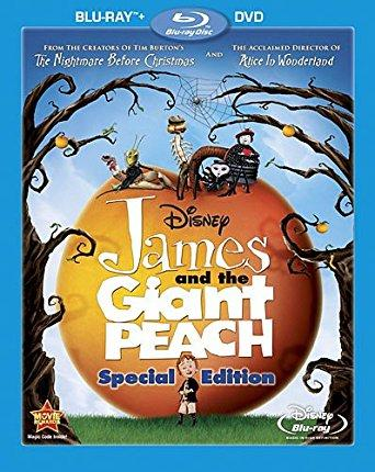 Susan Sarandon & Paul Terry & Henry Selick-James and the Giant Peach