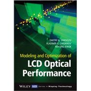 Modeling And Optimization Of Liquid Crystal Displays