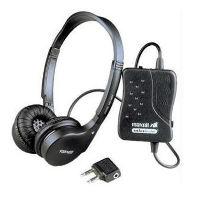 Maxell 190400 Hp/nc-ii - Headphones - Full Size