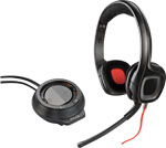 Plantronics Gamecom D60 Stereo Corded Headset