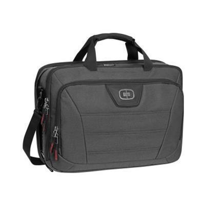 Ogio International 117047.317 Renegade Top-zip - Notebook Carrying Case - 17 - Black Pindot