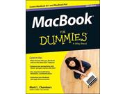 Macbook for Dummies Macbook for Dummies 5 Binding: Paperback Publisher: John Wiley & Sons Inc Publish Date: 2014/07/21 Synopsis: Looks at the features and functions of the MacBook, covering such topics as customizing preferences, browsing the Internet, configuring iCloud, chatting on FaceTime, using iTunes and other multimedia applications, and troubleshooting