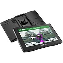 """Garmin Driveassist 50lmt Automobile Portable Gps Navigator - Portable, Mountable - 5"""" - Dash Cam - Microsd - Lane Assist, Junction View, Voice Command - Bluetooth - 0.50 Hour - Preloaded Maps - Lifetime Map Updates - Lifetime Traffic Updates - Wqvga - 480 010-01541-01"""