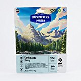 Backpacker's Pantry Katmandu Curry, Two Serving Pouch, (Packaging May Vary)