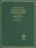 Gregory's Law Of Agency And Partnership, 3d (hornbook Series)