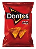 Doritos Tortilla Chips, Nacho Cheese, 9.75 Ounce