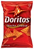 Doritos Nacho Cheese Tortilla Chips 11.5 oz (Pack of 6)