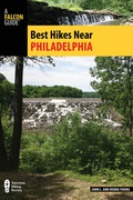 A guide to trails 60 minutes or 60 miles from Philadelphia, Best Hikes Near Philadelphia features useful trail specs and hike summaries accompanied by easy-to-read maps and stunning photos