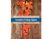 Essentials of College Algebra Publisher: Pearson College Div Publish Date: 1/13/2014 Language: ENGLISH Pages: 587 Weight: 4.05 ISBN-13: 9780321912251 Dewey: 512.9