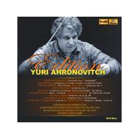 Yuri Ahronovitch Edition (Music CD)