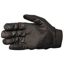 CARHARTT A533 Mechanics Gloves, Black/Barley, L, PR