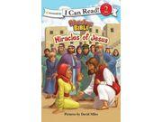 Miracles Of Jesus Zonderkidz I Can Read
