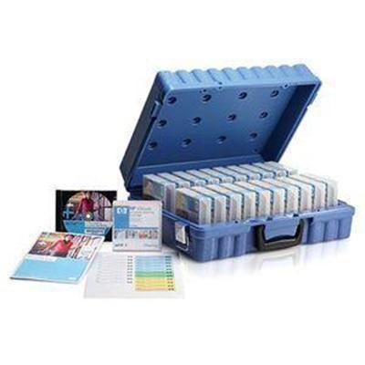 Ultrium Storage Media Kit - LTO Ultrium x 20 - 400 GB   1 x cleaning tape - storage media