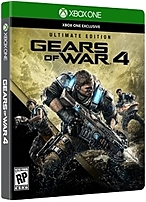 Microsoft 26f-00001 Gears Of War 4 Ultimate Edition Video Game - Xbox One