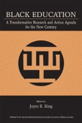This volume presents the findings and recommendations of the American Educational Research Association's (AERA) Commission on Research in Black Education (CORIBE) and offers new directions for research and practice