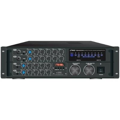 Pyle Pmxakb2000 2 000-watt Bluetooth Karaoke Amp