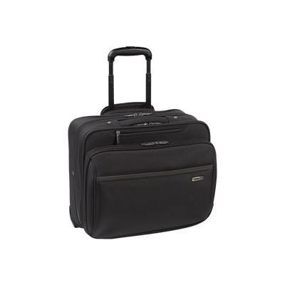 Solo Cla902-4 Sterling Rolling Laptop Case Cla902-4 - Notebook Carrying Case - 16 - Black