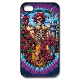 Grateful Dead, Personalized Protective Back Cover Case For Iphone 5 5s TPU
