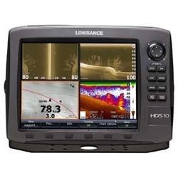 Lowrance HDS-10 Gen2 Insight USA w/ 50/200kHz