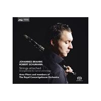 Brahms, Schumann: Strings Attached [SACD] (Music CD)