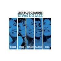 Dinah Washington - 5 Plus Grandes Divas Du Jazz (Music CD)