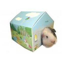 Small Animal Supplies Large Deco House For Guinea Pigs Rats
