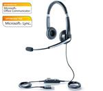 Jabra / Gn Netcom Voice 550 Duo Ms Microsoft Optimized Headset