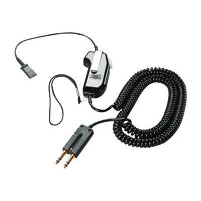 Plantronics 60825-10 Shs1890 - Headset Amplifier Cable - Pj-7 (m) - 10 Ft