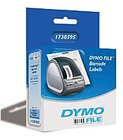 Dymo 1738595 0.75 X 2.50 Inches Direct Thermal Barcode Label For Labelwriter 310, 330 Printers - 1 Roll - White