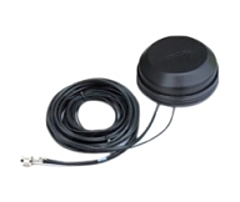 Antenna Plus Cellular, Pcs, Lte & Gps Combo Antenna - 30 Db - Cellular Network, Gpswall/magnetic Mount - Omni-directional Ap-cg-m-s22-bl