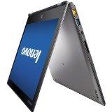 Lenovo 59394180 Yoga 2 Pro Convertible Ultrabook Tablet (Intel Core i7-4500U Processor, 8GB RAM, 256GB HDD, Windows 8.1), Silver Grey