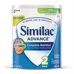 Similac Advance Value Pack 30% More