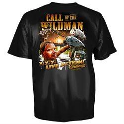 Call Of The Wildman Turtleman Yi Yi Yi Live Action T-shirt-xl