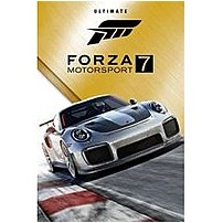 B FORZA MOTORSPORT 7 IS AN XBOX PLAY ANYWHERE TITLE