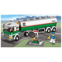 LEGO City 3180 Tank Truck