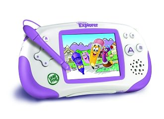 LeapFrog Leapster Explorer Learning Experience - Pink